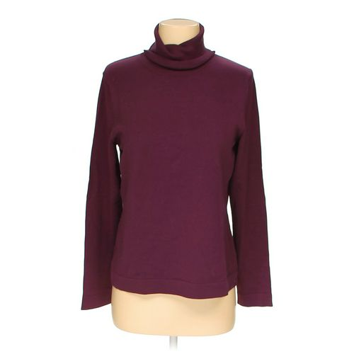 Ann Taylor Turtleneck Shirt in size M at up to 95% Off - Swap.com