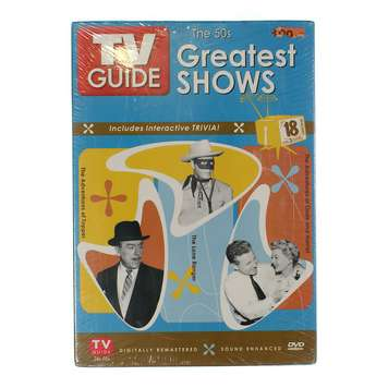 TV-series: 1950's TV s Greatest Shows for Sale on Swap.com