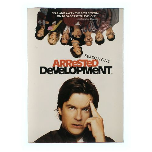 TV-series: Arrested Development: Season One at up to 95% Off - Swap.com