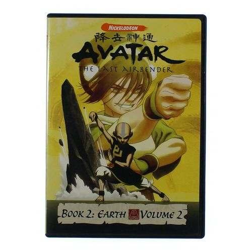 TV-series: Avatar the Last Airbender at up to 95% Off - Swap.com