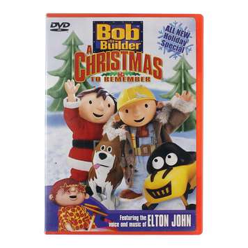 TV-series: Bob the Builder - A Christmas to Remember for Sale on Swap.com