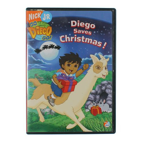 TV-series: Diego Saves Christmas! at up to 95% Off - Swap.com