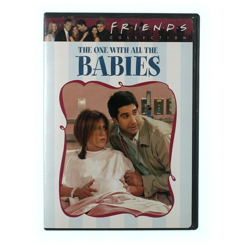 TV-series: Friends Collection: The One With All The Babies at up to 95% Off - Swap.com