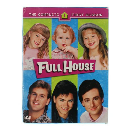 TV-series: Full House-Complete 1st Season at up to 95% Off - Swap.com
