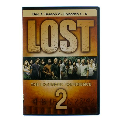 TV-series: Lost Disc 1 at up to 95% Off - Swap.com