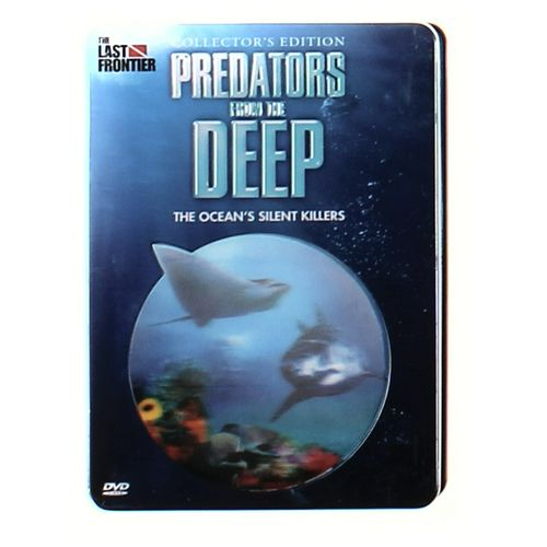 TV-series: Predators from the Deep: The Ocean's Silent Killers at up to 95% Off - Swap.com