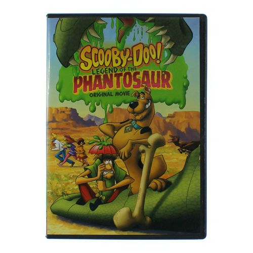 TV-series: Scooby-Doo!: Legend of the Phantosaur at up to 95% Off - Swap.com