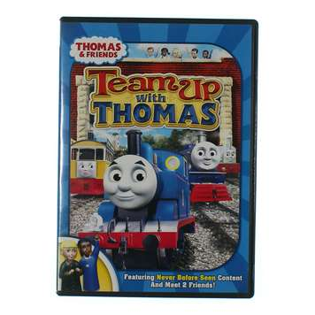 TV-series: Team Up With Thomas for Sale on Swap.com