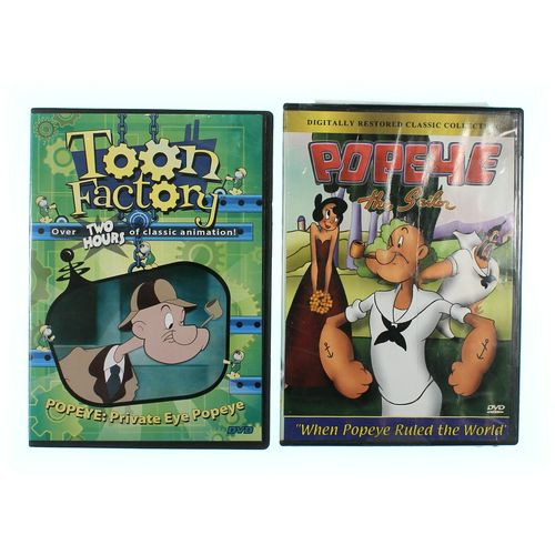 TV-series: Toon Factory at up to 95% Off - Swap.com
