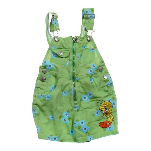 Looney Tunes Tweety Overalls in size 4/4T at up to 95% Off - Swap.com