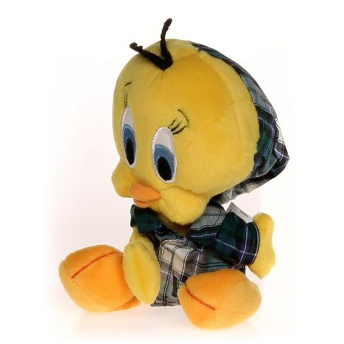 Warner Bros. Tweety W/Sylvester Slippers Plush at up to 95% Off - Swap.com
