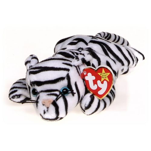 Ty Ty Beanie Babies Blizzard Tiger at up to 95% Off - Swap.com
