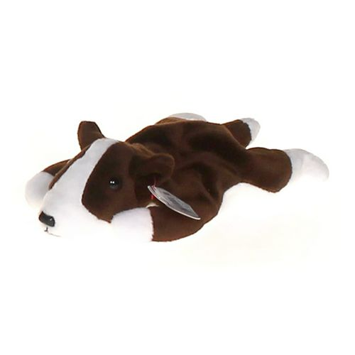 Ty Ty Beanie Babies - Bruno the Dog - Retired at up to 95% Off - Swap.com