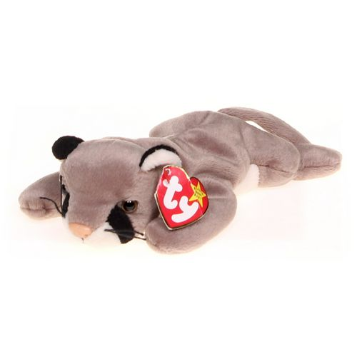 Ty Ty Beanie Babies - Canyon the Cougar at up to 95% Off - Swap.com