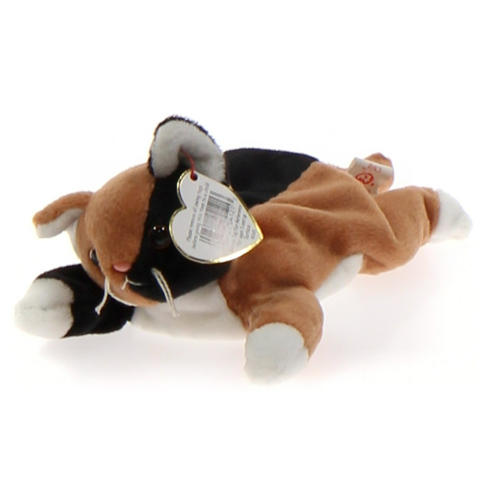 Ty Ty Beanie Babies Chip - Cat