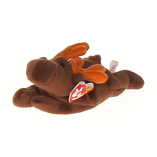 Ty Ty Beanie Babies Chocolate the Moose at up to 95% Off - Swap.com