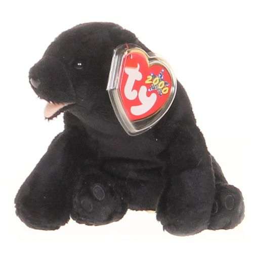 Ty Ty Beanie Babies - Cinders the Black Bear at up to 95% Off - Swap.com