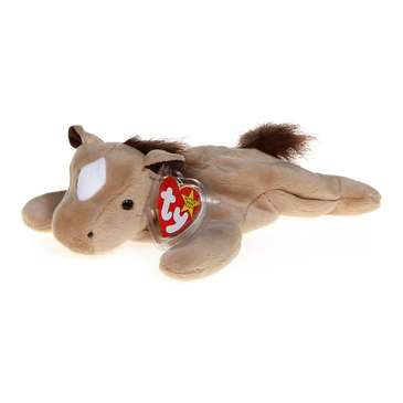 Ty Beanie Babies - Derby the Horse (No Star) for Sale on Swap.com