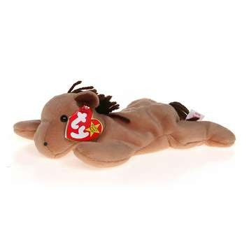 Ty Beanie Babies - Derby the Horse (No Star Fine Mane) for Sale on Swap.com