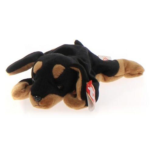 Ty Ty Beanie Babies Doby Puppy at up to 95% Off - Swap.com