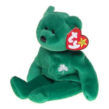 Ty Beanie Babies - Erin the Irish St Patricks Teddy Bear for Sale on Swap.com