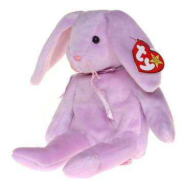 Ty Beanie Babies Floppity - Bunny Purple for Sale on Swap.com