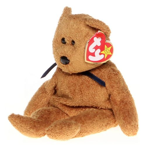 Ty Ty Beanie Babies - Fuzz the Bear at up to 95% Off - Swap.com