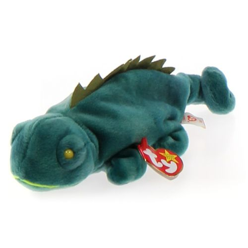 Ty Ty Beanie Babies Iggy the Iguana at up to 95% Off - Swap.com