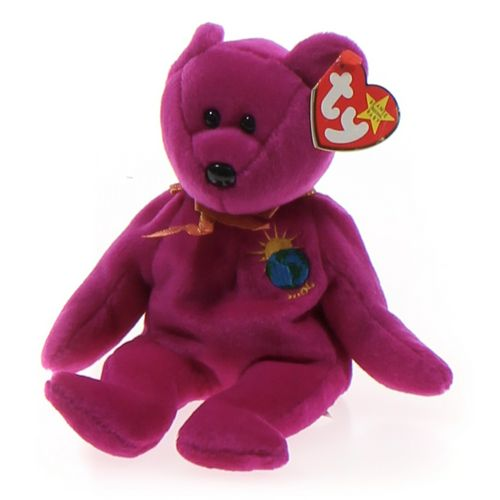 Ty Ty Beanie Babies Millennium Bear at up to 95% Off - Swap.com
