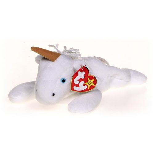 Ty Ty Beanie Babies- Mystic Unicorn at up to 95% Off - Swap.com