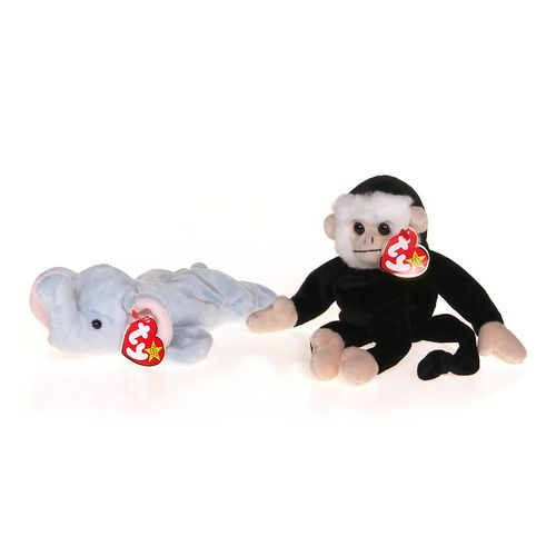 Ty Ty Beanie Babies Plush Set at up to 95% Off - Swap.com b7bd4c5c2d2d