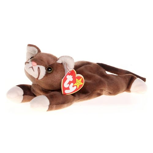 Ty Ty Beanie Babies - Pounce the Cat at up to 95% Off - Swap.com
