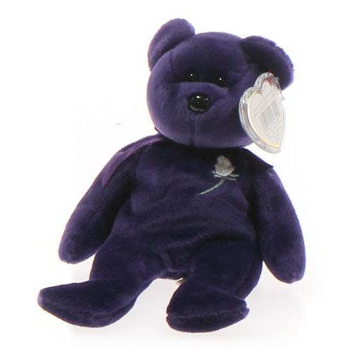 Ty Ty Beanie Babies Princess Bear at up to 95% Off - Swap.com