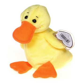 Ty Beanie Babies - Quackers the Duck for Sale on Swap.com