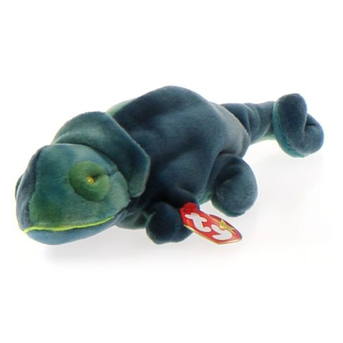 Ty Ty Beanie Babies Rainbow - Chameleon at up to 95% Off - Swap.com