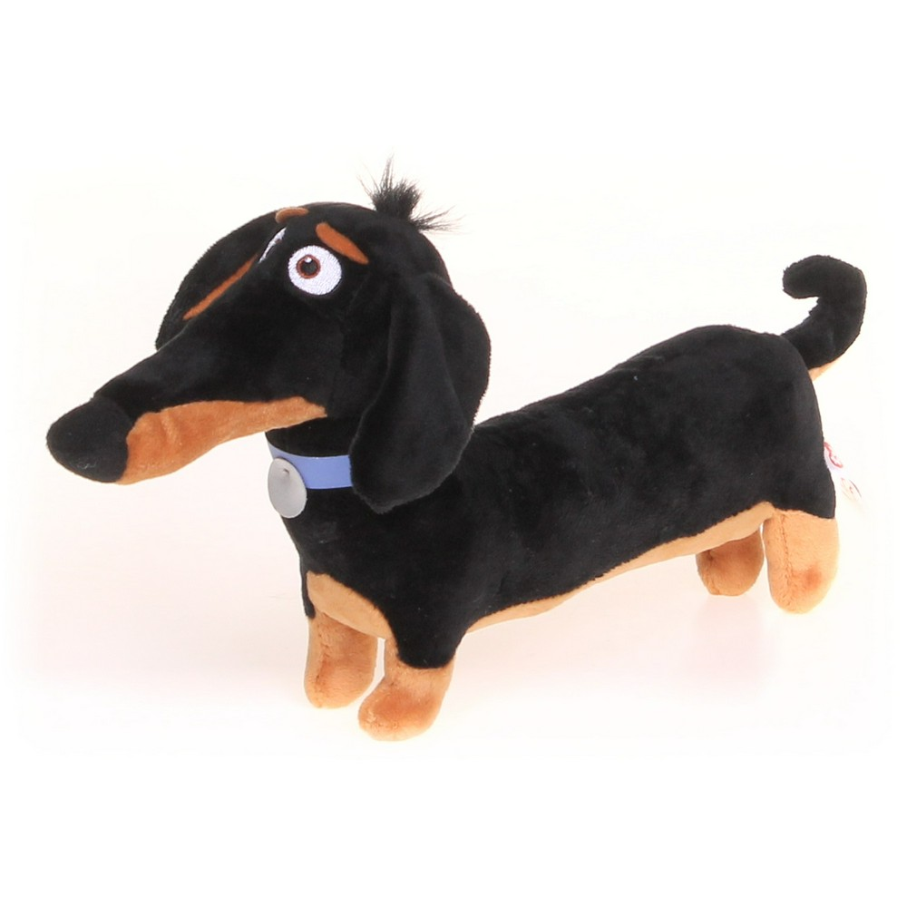 Ty Ty Beanie Babies Secret Life of Pets Buddy The Dachshund at up to 95% b194fd7abd77
