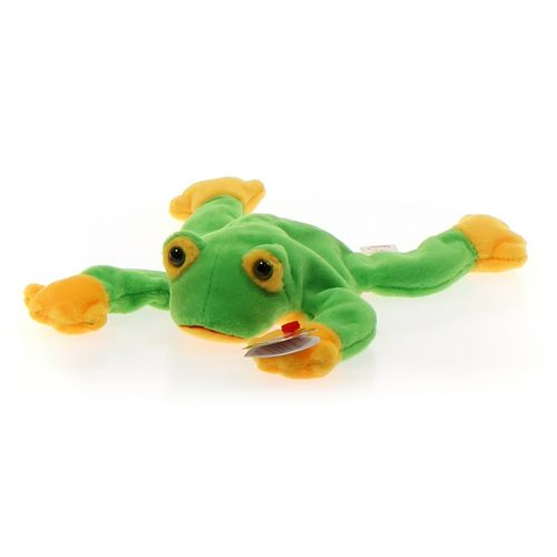 Ty Ty Beanie Babies Smoochy - Frog at up to 95% Off - Swap.com