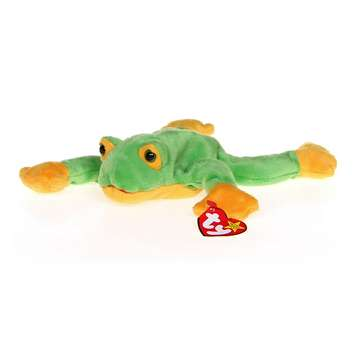 Ty Beanie Babies - Smoochy the Frog for Sale on Swap.com
