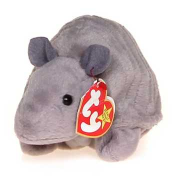 Ty Beanie Babies Tank the Armadillo [Toy] for Sale on Swap.com