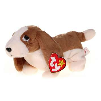 Ty Beanie Babies, Tracker The Basset Hound Dog for Sale on Swap.com