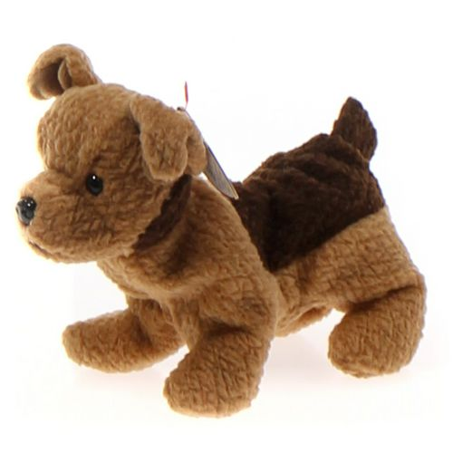 Ty Ty Beanie Babies Tuffy - Dog at up to 95% Off - Swap.com