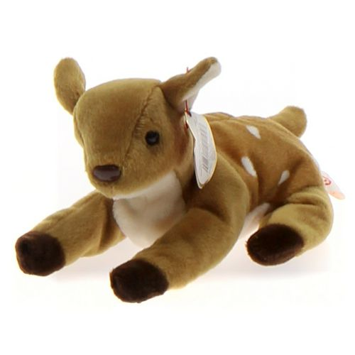 Ty Ty Beanie Babies Whisper - Deer at up to 95% Off - Swap.com