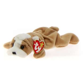 Ty Beanie Babies - Wrinkles the Dog for Sale on Swap.com