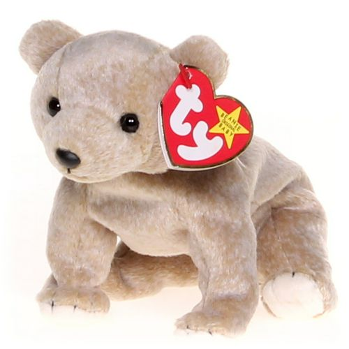Ty Ty Beanie Baby Almond at up to 95% Off - Swap.com
