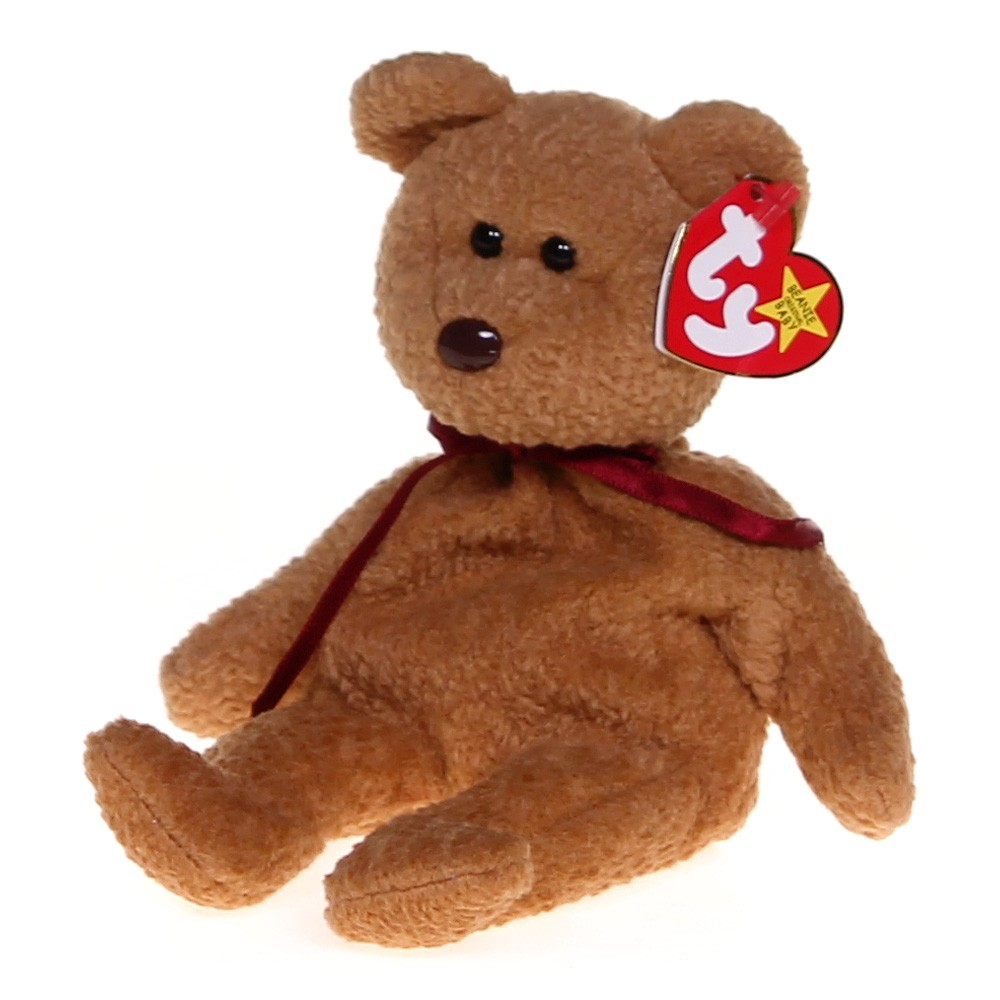 fca104796c3 Ty Ty Beanie Baby- Curly at up to 95% Off - Swap.com