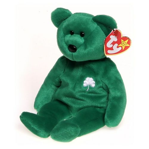 Ty Ty Beanie Baby Erin at up to 95% Off - Swap.com