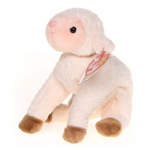 Ty Ty Beanie Baby Ewey at up to 95% Off - Swap.com