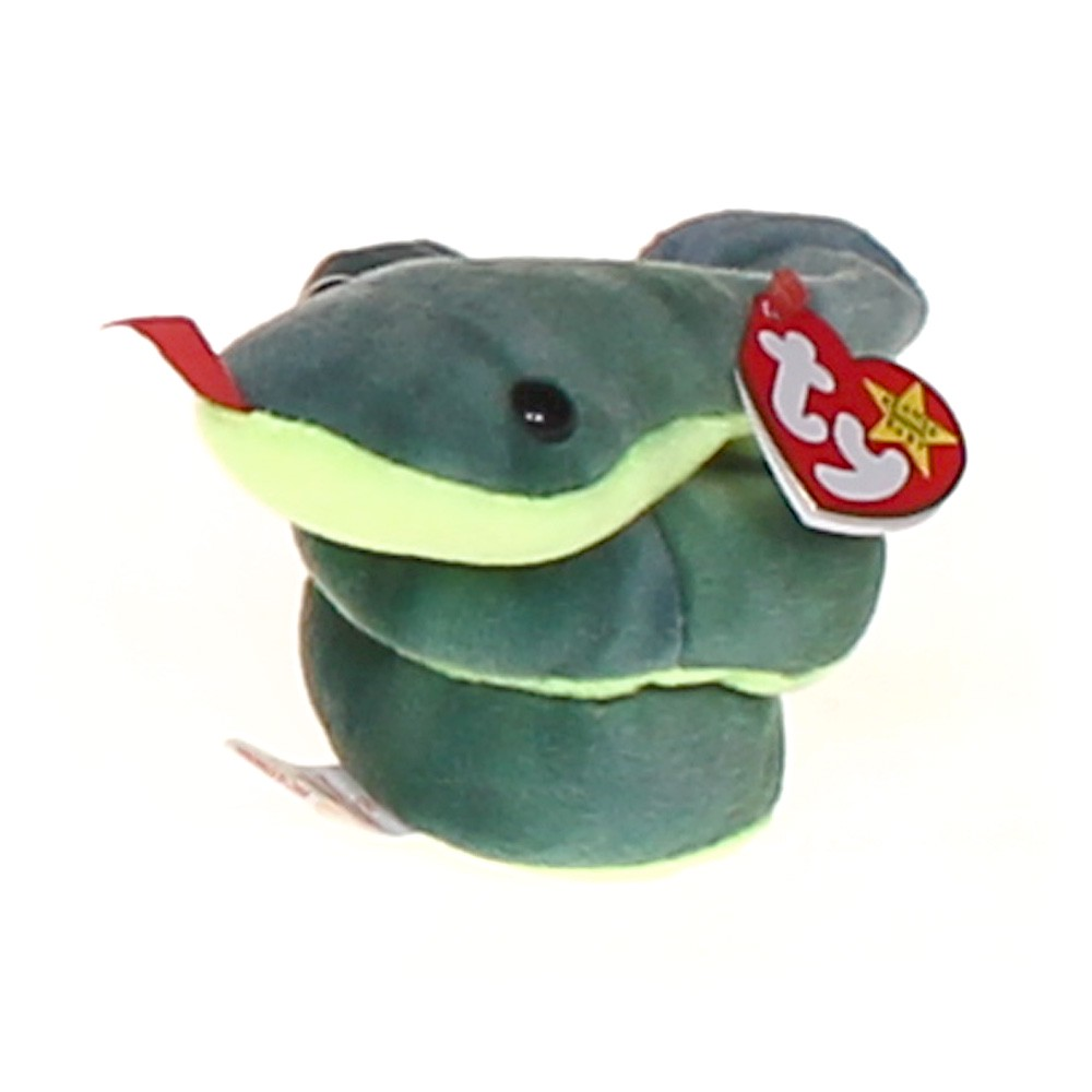 dbd3164af49 Ty TY Beanie Baby - HISSY the Snake at up to 95% Off - Swap