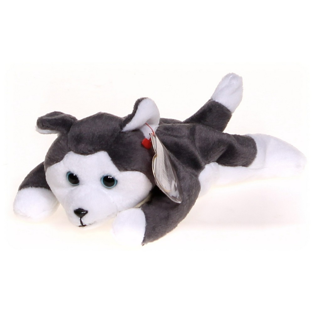 Ty Ty Beanie Baby Nanook at up to 95% Off - Swap.com a9dc2b60cc0f