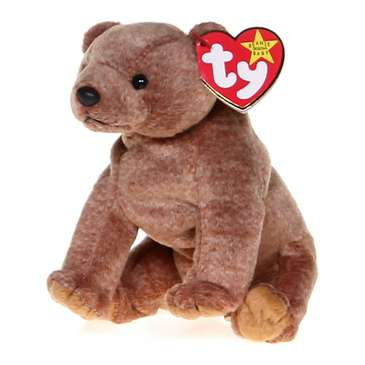 Ty Beanie Baby - PECAN THE BEAR Beanbag Plush [Toy] for Sale on Swap.com